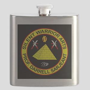 Silent_Warrior_Acad_Self_Defense_Logo[1] Flask